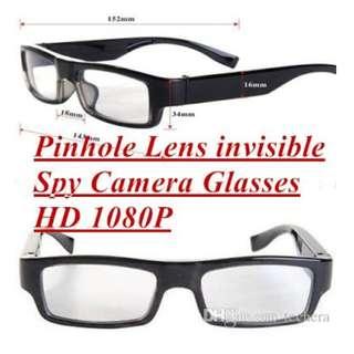 spy camera glasses hd
