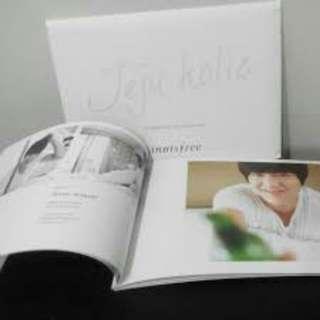 Limited edition Jeju holic Lee Min Ho Jeju Travel Essay