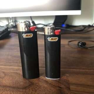 Bic Maxi Lighter Black
