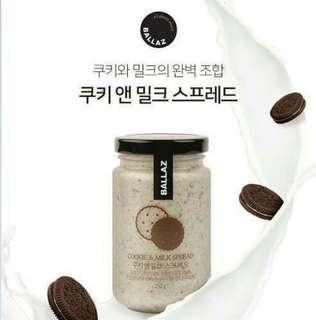 韓國 OREO巧克醬
