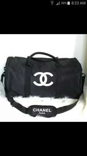 Authentic Chanel VIP Travel/Baby bag