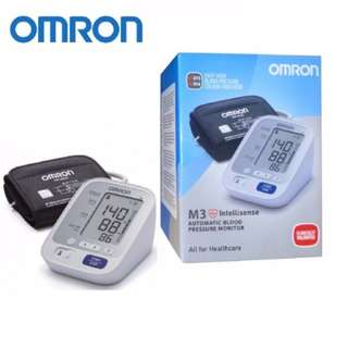 [SALES] Brand New and Authentic OMRON Standard Upper Arm Blood Pressure Monitor M3 (HEM-7131-E) with 1-YEAR WARRANTY AND FREE SAME DAY DOORSTEP DELIVERY @ 85SGD!