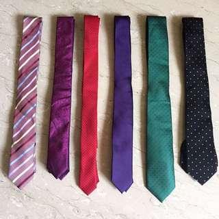 Men's Preppy Neck Ties
