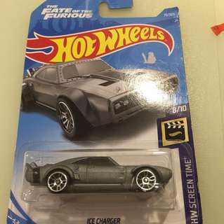 Hotwheels ice charger
