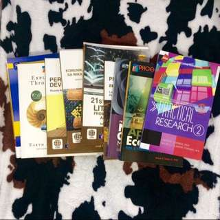 Senior High Books