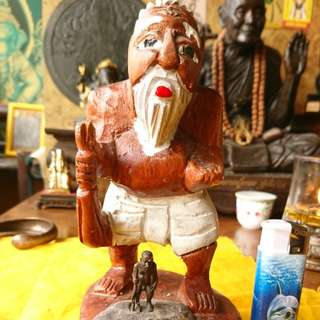 Choochok lp deang wat poman auttaya