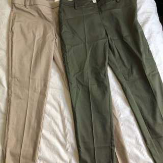 H&M Tailored Trousers