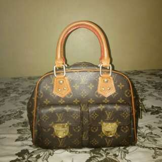 Original Louis Vuitton Manhattan PM