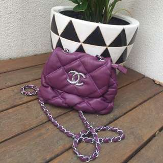 Small Chanel cross body bag