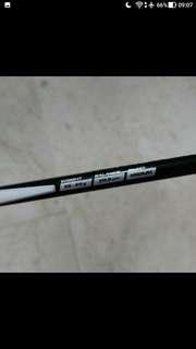 Wilson badminton K factor