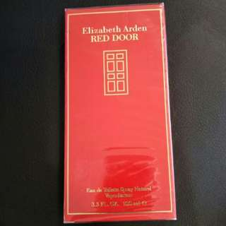 Elizabeth Arden RED DOOR 100ml Brand New