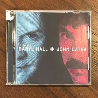 Daryl Hall & John Oates Best Of CD