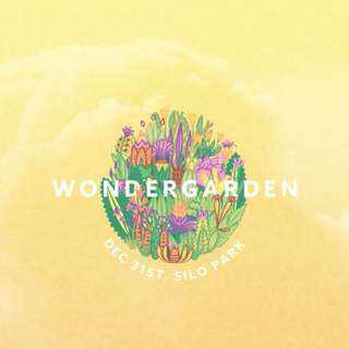 Two tickets for wondergarden