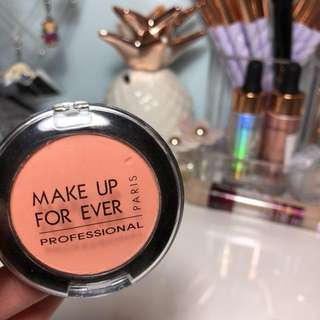 make up forever blush