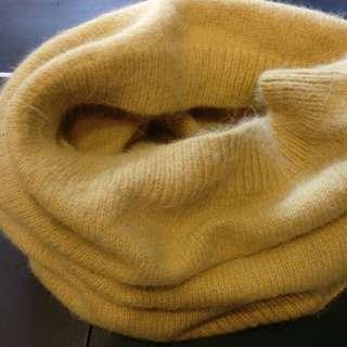 H&M保暖針織圍脖/圍巾~冬季必備