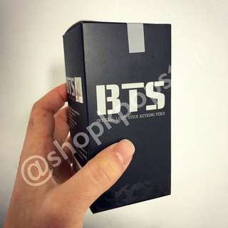 [READY STOCK] <Official> BTS The Wings Tour Final in Seoul Goods: Army Bomb Keyring Ver.2