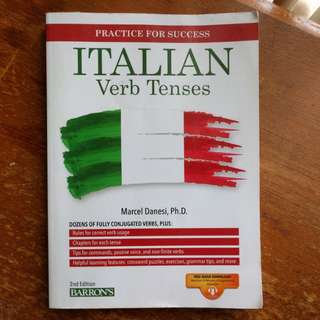 VCE- Italian Verb Tenses: Fully Conjugated Verbs (Practice for Success Series)