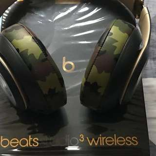Beats Studio 3 Wireless with Noise cancelling: Special Edition: Mint Condition