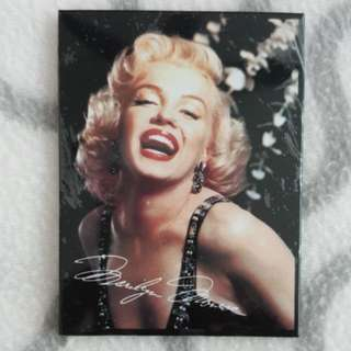 Marilyn Monroe Collectible Magnet