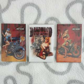 Harley Davidson Collectible Magnet
