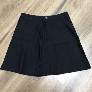 黑色裙子(布的)
