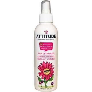 ATTITUDE, Little Ones, Hair Detangler, 8 fl oz (240 ml)