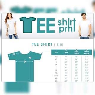 Customised Printing T Shirt / Uniform / Class Tee / Family Tee