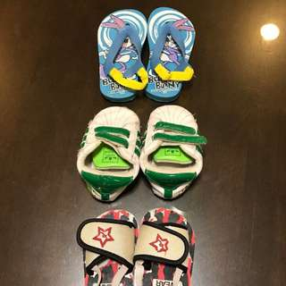 Baby Boy Shoes And Slippers