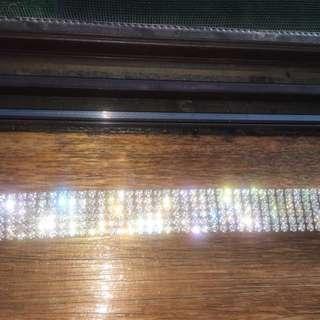 Choker Sparkle Sparkly Crystal