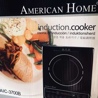 Induction Cooker Brand New