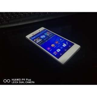 Sony m4 aqua White