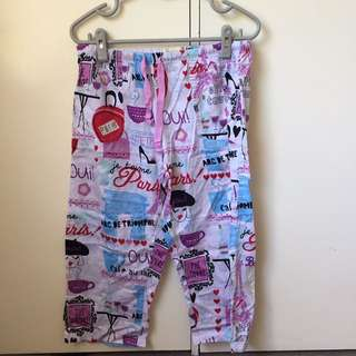 Genuine 3 1/4 Peter Alexander Pyjama bottoms !