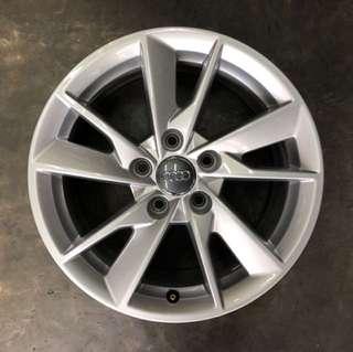 """16"""" Used Audi Rim"""