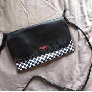 100% new & real Agnes B shoulder bag