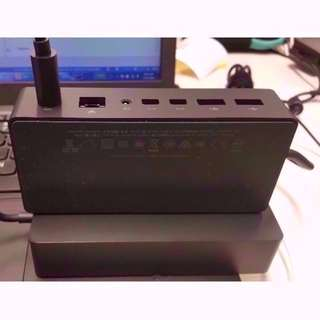 Microsoft Surface Pro/Book 3 0r 4 & 5 Docking station