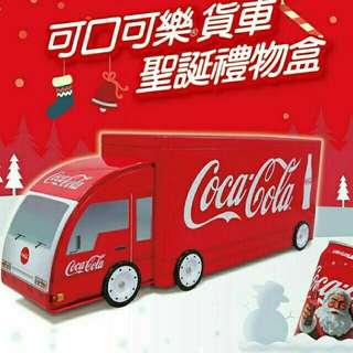 可口可樂限量貨車(含四罐可樂)含運費