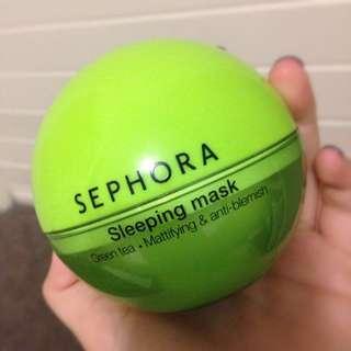 Sephora Sleeping Mask