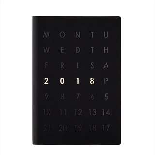 [Pre-Order] 2018 A5 Planner