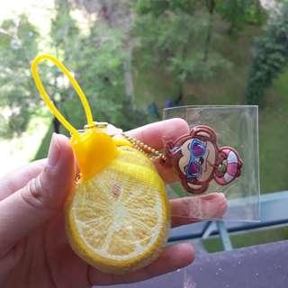 Puni Maru Mini Lemon Squishy