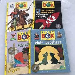 Discovery Box/Story Box