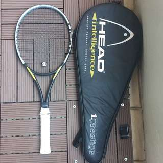 2 head Tennis Racket