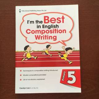[NEW] P5 I'm the Best in English Composition Writing