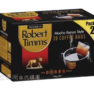 Robert Timms 咖啡包 28入
