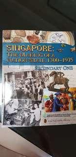 New Sec 1 History book