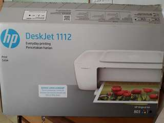 Printer  HP Deskjet 1112