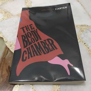 The Bloody Chamber (by Angela Carter)