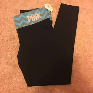 VICTORIAS SECRET PINK LEGGINGS