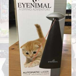Eyenimal automatic laser (for pets- cat's toy)