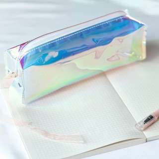 (PO) Holographic Pencil Case