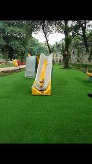 Rumput Sintetis untuk Tempat Bermain Anak
